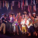 Fagin and Gang in Oliver 2016