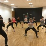 Musicality Fitness class