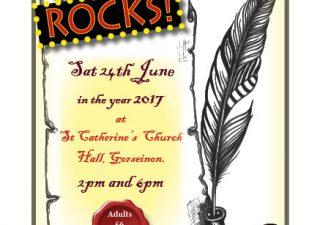 Shakespeare Rocks! Poster