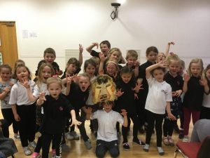 Lion King performance by Musicality Minis