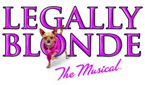 Legally Blonde Banner