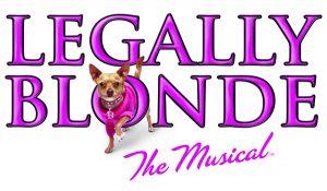 Legally Blonde Banner