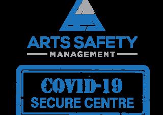 COVID secure logo
